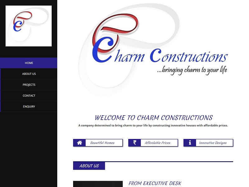 Charm Constructions
