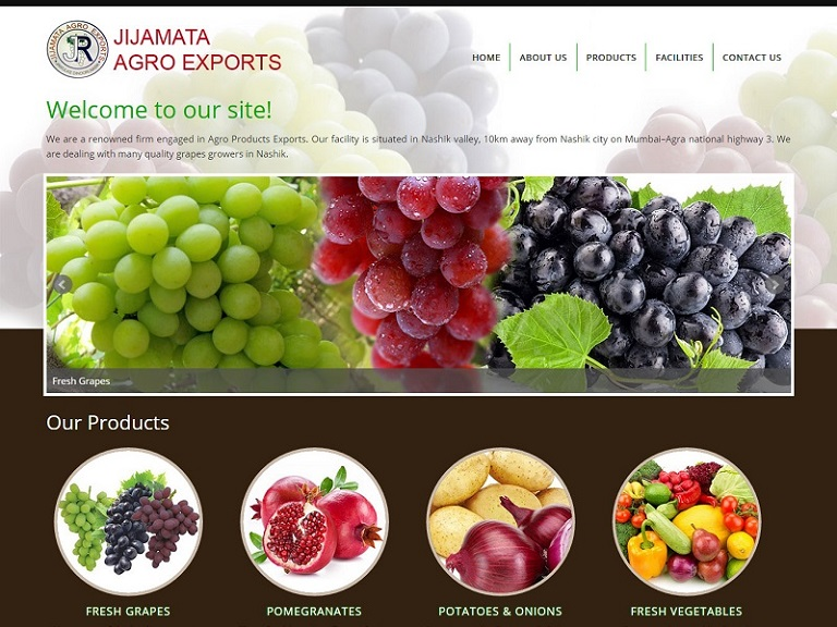 Jijamata Agro Exports